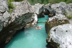 Klettersteig Soca Quelle : Kroatien